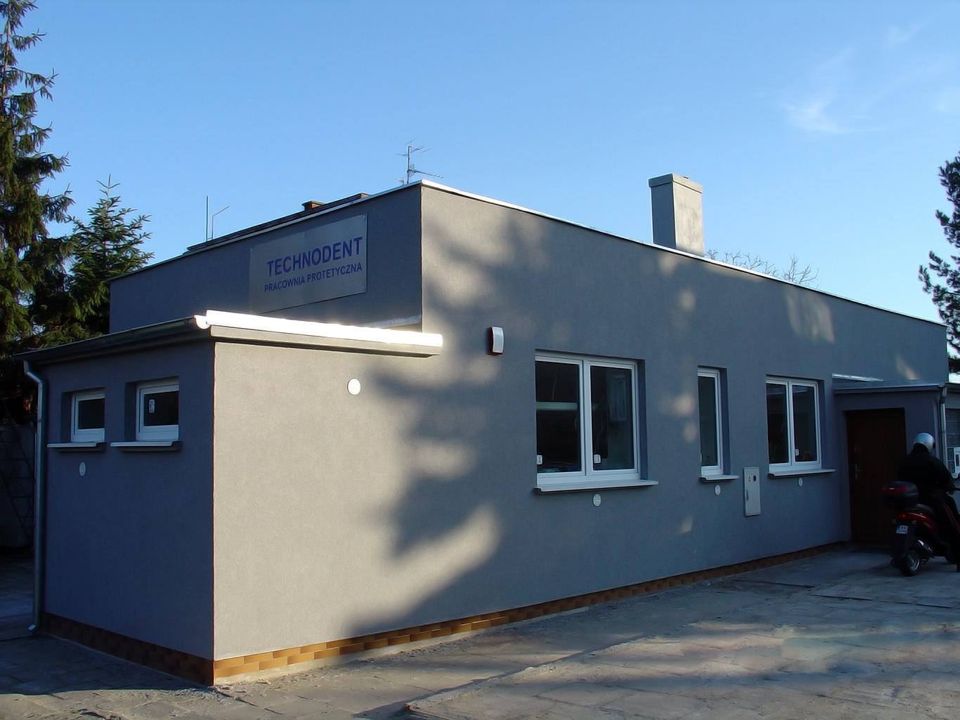Zdjęcie budynku firmy Technodent