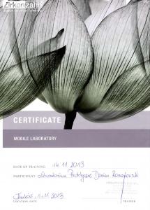 certyfikat-2013