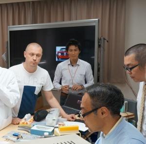 Wyjazd zespołu Technodent do Japonii